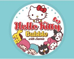 hello kitty bubble 茶饮专卖店