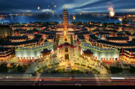 探访:淮北隋唐运河古镇地块已拆迁 工程建设如火如荼