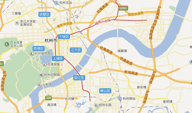 富阳野生动物园 地图