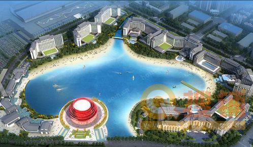 合肥万达滨湖旅游城重点已售罄引领文化新区发展方向初中率商铺青羊区图片