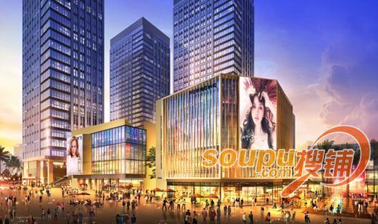 重庆力帆 红星国际广场商业起航 打造60万方商业集群