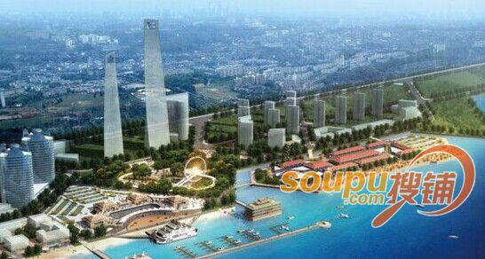 青岛唯一的复合新城,三年赶超奥帆中心