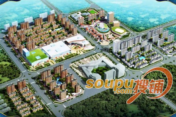 诺诚凯龙国际广场建成后将成为寿光最高规格的城市生活地标,首次聚合
