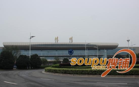 该项目地块位于扬州市火车站南侧