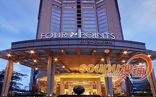 天津北辰首家五星级酒店开工奠基 喜来登落户半湾半岛