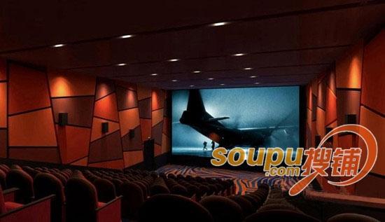 大型影院傲首城东 泰州将添美好环球影城!