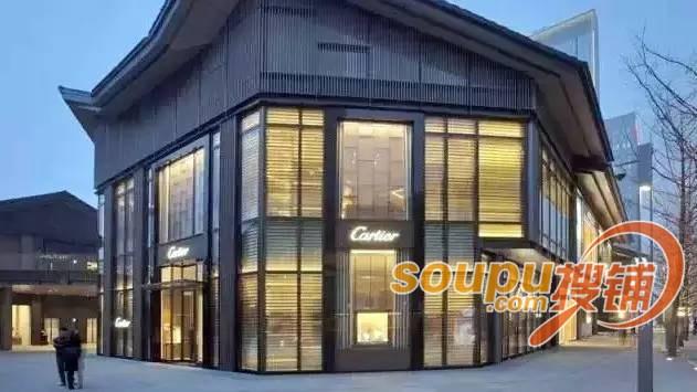 卡地亚旗舰店在成都美工太古里远洋网页是不是ui设计师图片