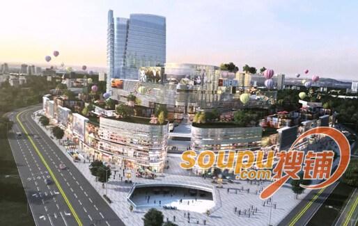 搜铺资讯 投资开发 >正文   据了解,恒大水晶国际广场位于杭州之江图片