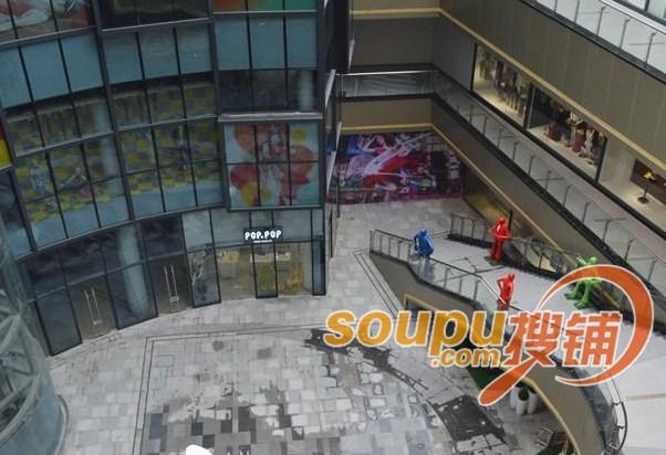 95后消费者崛起 合肥天玥中心商业街14日开放