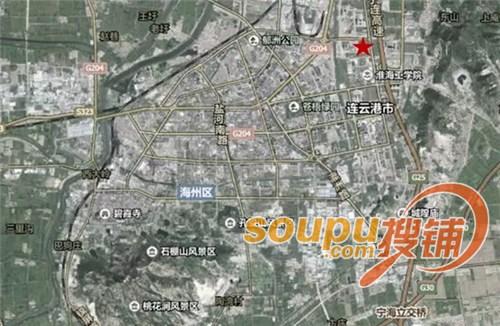 连云港新飞机场选址