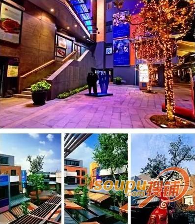 开放以后来到上海,变成设计师,他比较善于利用本地建筑特色设计房子.