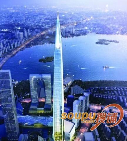 世界第二中国第一高楼居然在苏州!