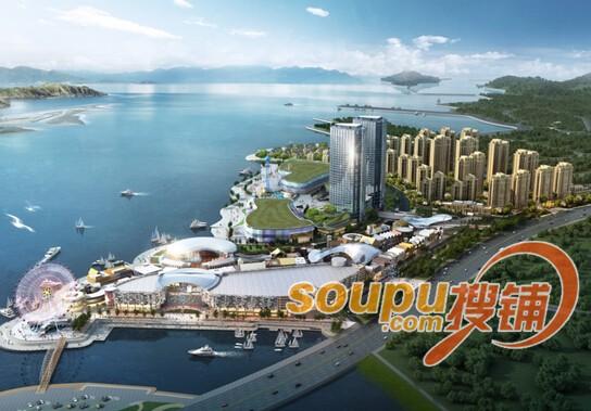 青岛海上嘉年华位于青岛(西海岸)黄岛新区凤凰岛国际旅游度假区