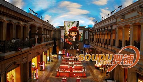 日本十大最有特色购物中心