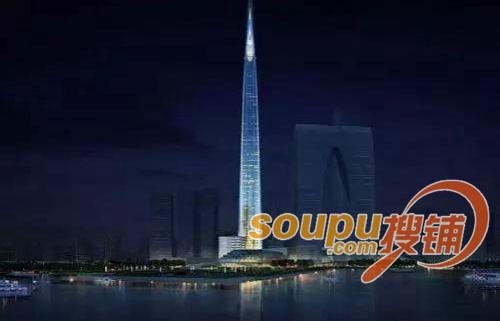 苏州电视台二台社会经济频道也给与了客观报道,中南中心项目公司