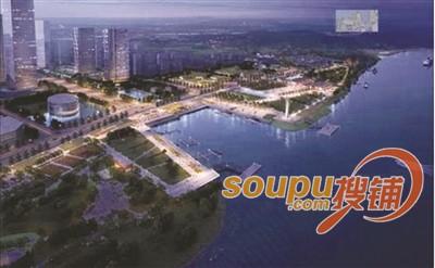燕子矶新城规划图-南京市栖霞区三个新城规划出炉 定位各不相同图片