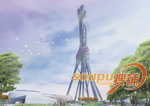 台湾塔!超高层太阳能建筑