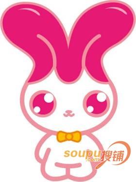 2014年3月17日,广州天河城在其官方微博上发布了全新出炉的吉祥物—图片
