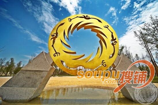 太阳神鸟――成都形象的标志,中国文化遗产的标识!