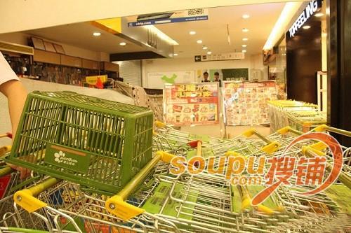 超市顶棚装修效果图