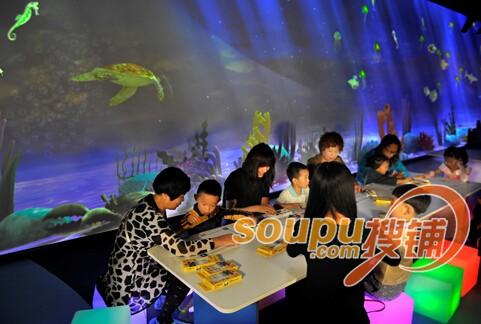 新一代海洋主题多媒体儿童乐园落户沈阳万象城
