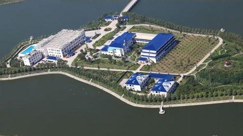 南通金陵金蛤岛温泉酒店签委托合同 将于2016年开业