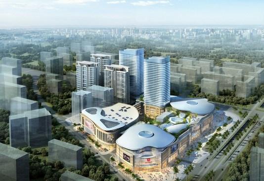 雄盛王府广场预计2017年开业 超20家品牌首进