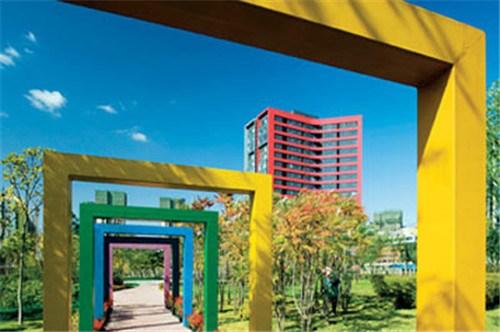 沈阳首个开放式商业传统100叫板街区阳光!北京圣唐古驿建筑设计院图片
