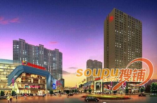 入驻佳木斯利达国际购物中心