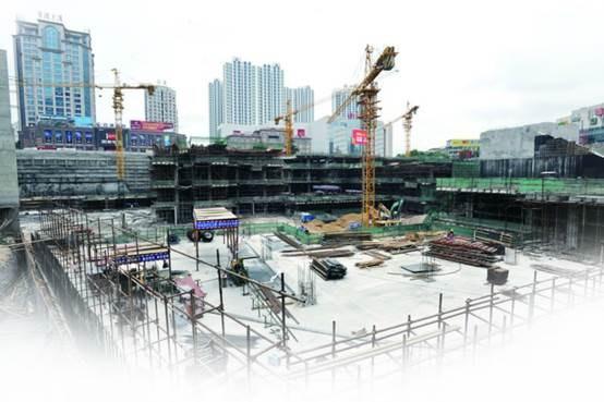 即东部商圈,因此,去年开业的万象城和即将在香港中路开业的银座商城
