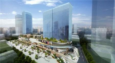 星汇广场项目效果图-成都晋级全国6大中心城市 春盐商圈不输天府新区