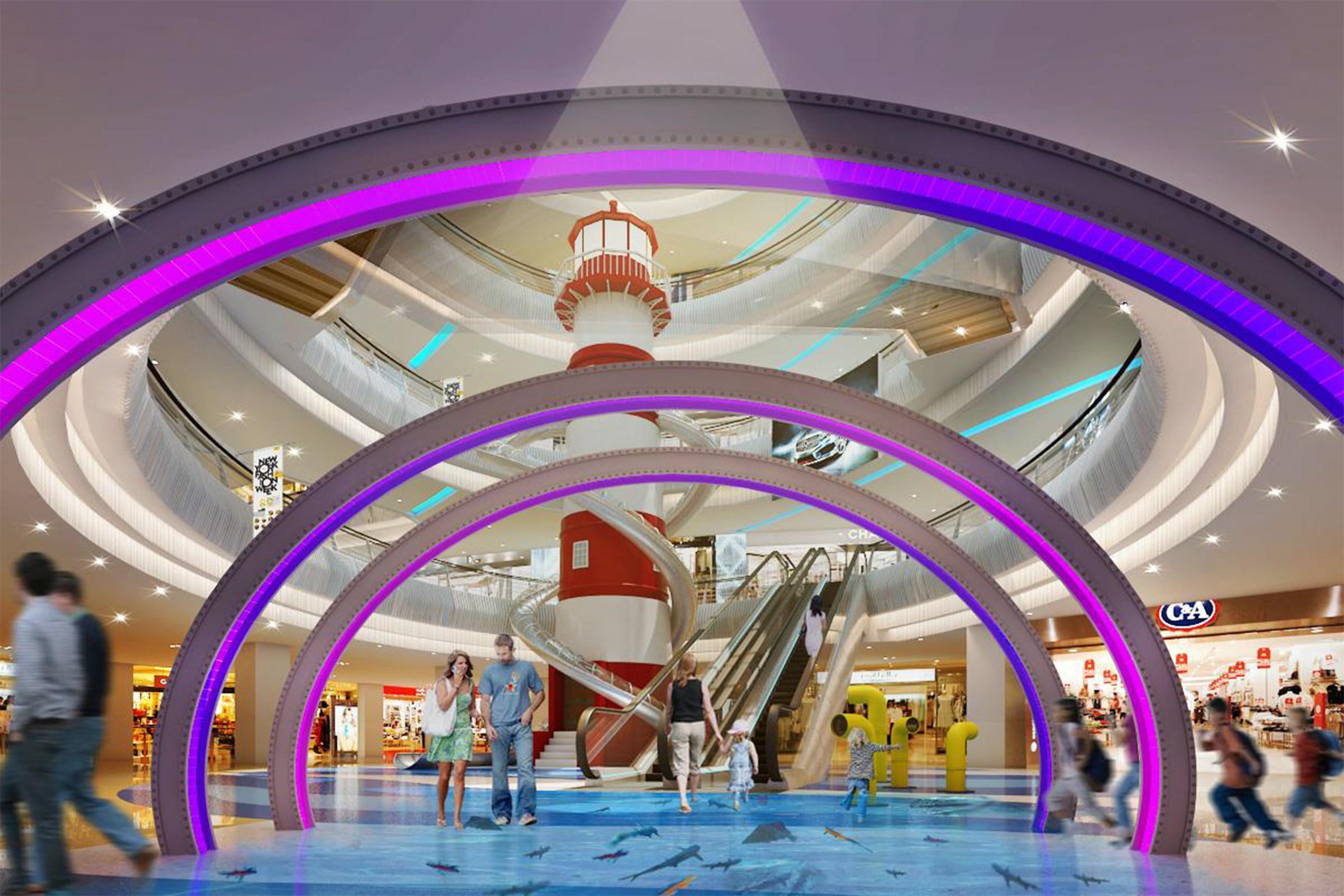 佛山首个体验式历奇购物中心 新·DNA 招商