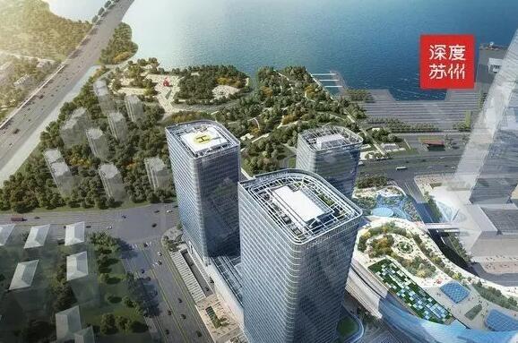 总建筑面积达113万平方米