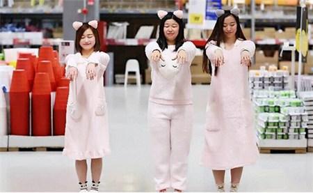 上海人穿着图片