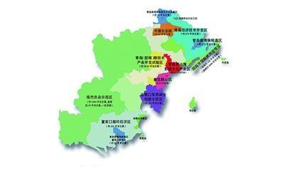 的规划范围为青岛西海岸新区全域,辖26个街镇,1221个村居,陆域面积209