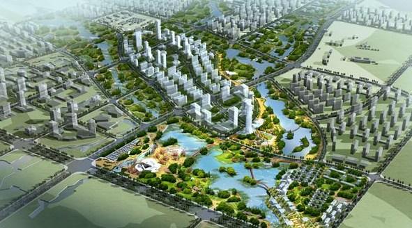 震撼!青岛超大项目汽车产业新城规划细节亮相