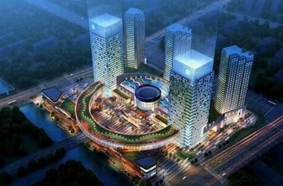 搜铺资讯 行业 >正文   高铁新城圆融时代广场是苏州首座高铁,轨交