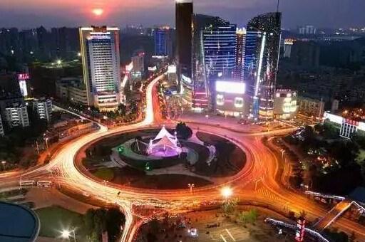2015年武汉各区GDP情况 - 记彔无疆 - 数字中国