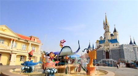 """蓬莱欧乐堡梦幻世界:打造胶东半岛""""迪士尼""""图片"""