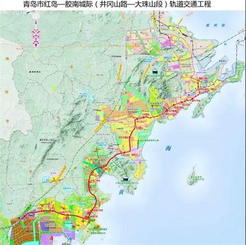 """曝光:青岛西海岸披露""""双30""""百亿级大项目最新进展情况"""