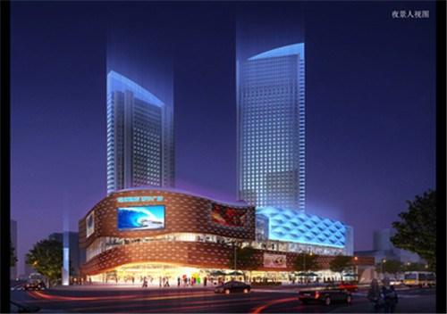 3安徽一周要闻):滁州苏宁广场封顶