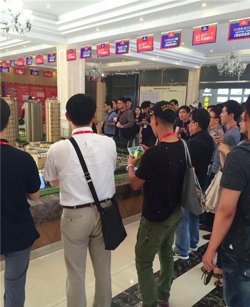 蚌埠新闻小吃街_第二批韩国企业抵达蚌埠东方新天地 商谈入驻事宜_搜铺新闻