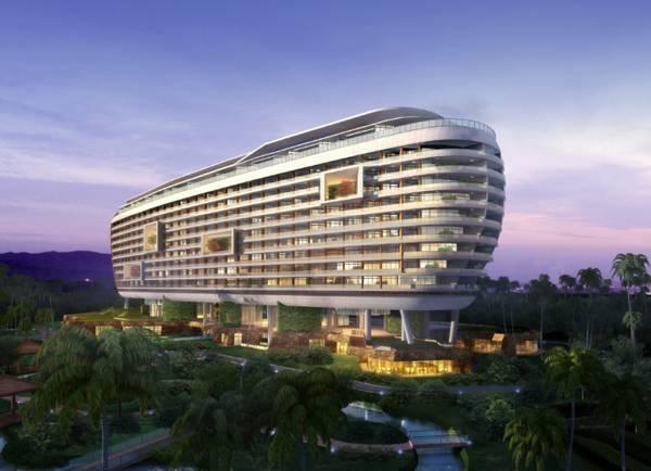 三亚海棠湾瑰丽酒店