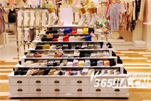 袜子店铺装修风格