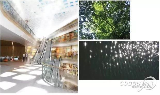 中庭的智能阳光顶形成斑驳的光影,就像步行于树木或云彩之下。 此外,中庭顶部采用智能阳光顶,还打造了三个分别近800平米的室外露台,主打餐饮和休闲,加之室内绿洲,充分将阳光、绿色等健康元素融入到城市居民的聚会与休憩之中,为居住在城市中的人们提供轻松愉悦的公共空间。 实现购物全程智能化 提升智慧购物体验 为了迎合消费者对于智能购物体验的需求,凯德MALL通过凯德自有O2O平台凯德星2.