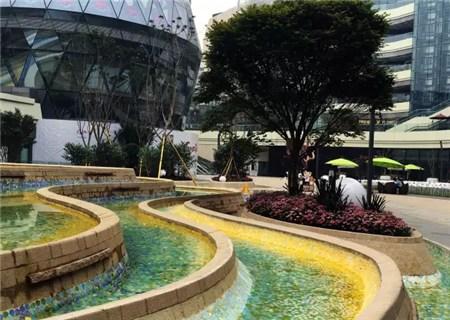 不一样|成都大悦城景观设计体验游憩式潮玩购物公园
