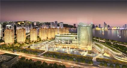 恒大水晶国际广场开业在即 商业地标推动之江发展!