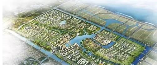 宁波前湾新区规划图