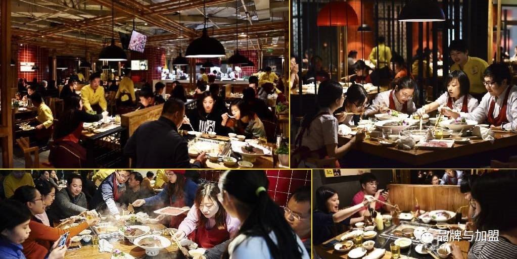 在巴奴毛肚火锅已开业的门店中,郑州万鼎广场店每天翻台七次,刷新了