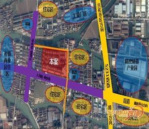 陈堡·步行街